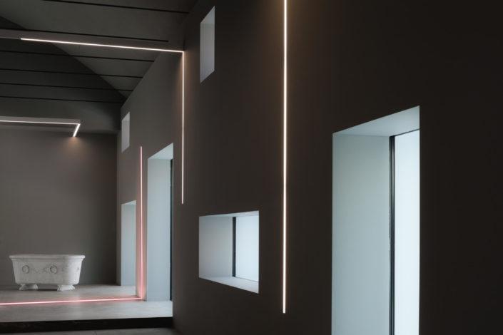 ARTEMIDE - Iuminación Algoritmo System