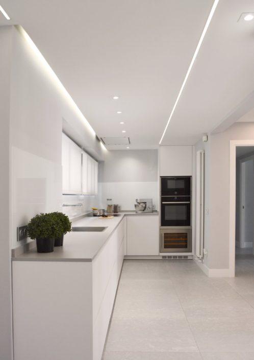 Muebles de cocina Santos color Blanco