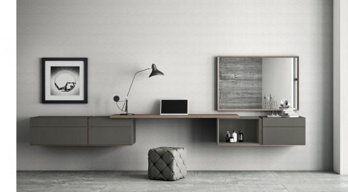 Emede_Conjunto Escritorio Connector Desk