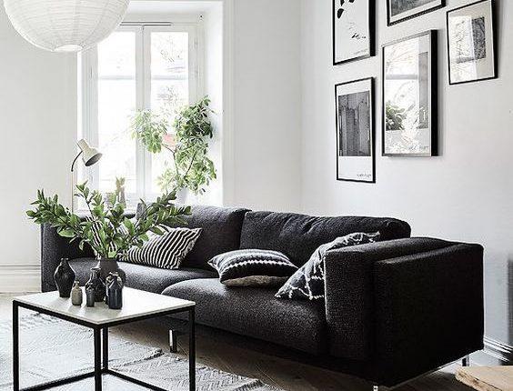 monocromatismo en una vivienda