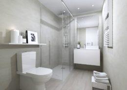 proyecto de baño íntimo