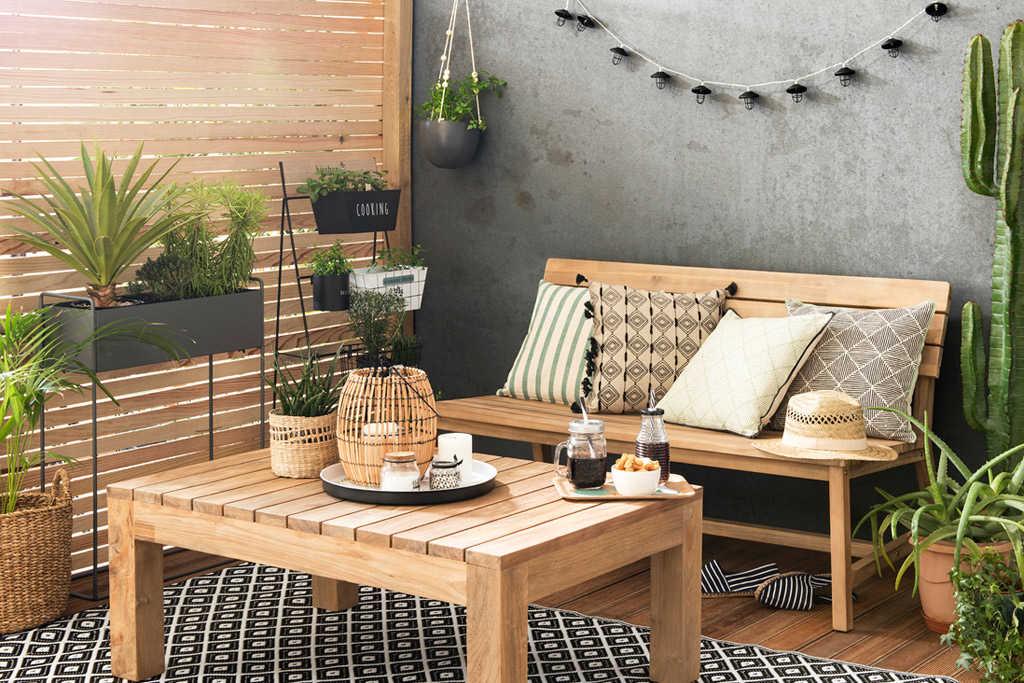 Diseño de terrazas pequeñas