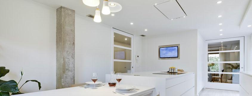 Diseño de cocinas, planificación, muebles, materiales ...