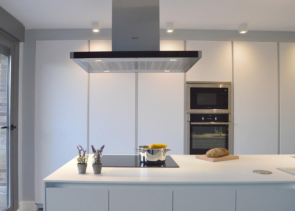Encimera de cocina de diseño