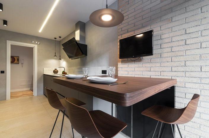 Mesa de cocina de diseño