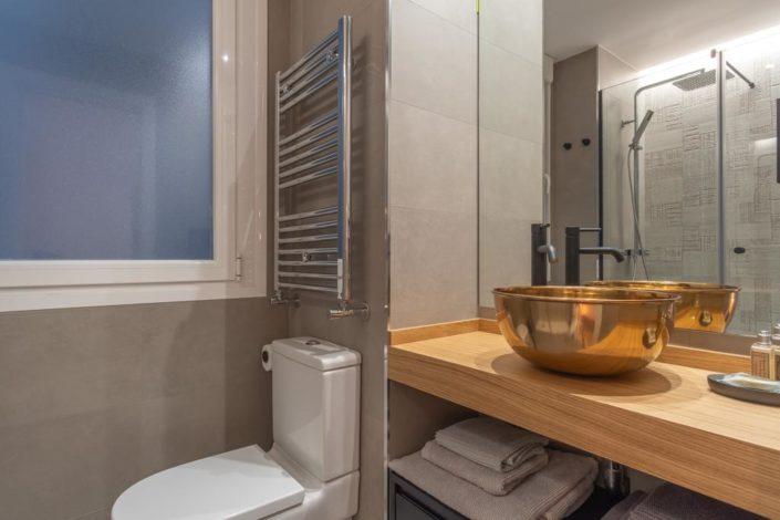 Cuarto de baño diseño contemporáneo