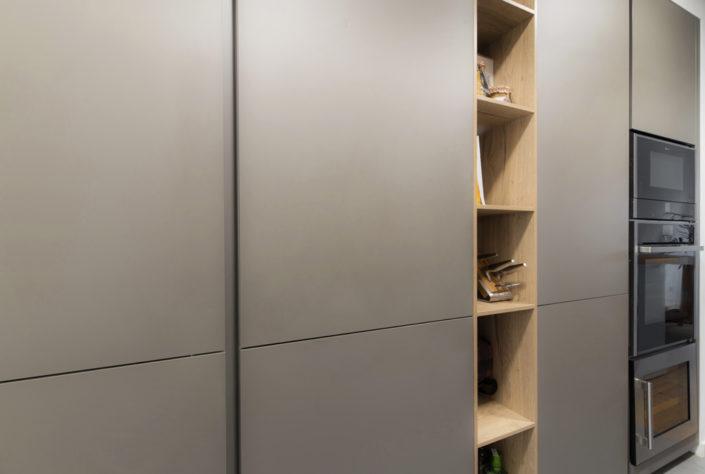 Muebles de cocina Santos gris